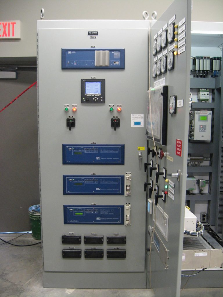 Control Panels Prime Engineering